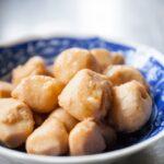 ガッテンの冷凍里芋の煮物の作り方。煮ないで電子レンジで簡単!