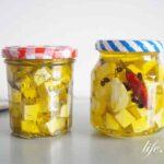 あさイチのチーズのオイル漬けのレシピ。簡単オリーブオイル漬け。