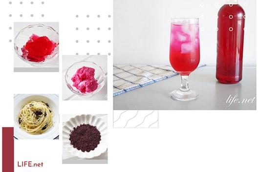 赤紫蘇のレシピ8品まとめ。簡単料理からおかずになるレシピまで。