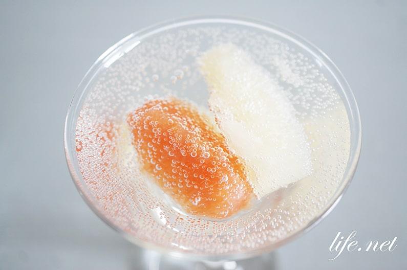 冷凍フルーツビネガーの作り方。1日で&ジッパー袋で簡単にできる!