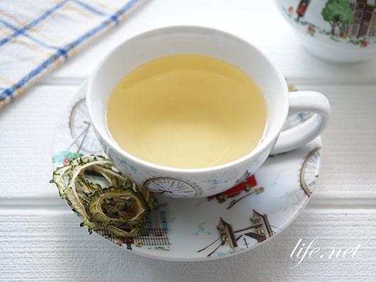 ゴーヤ茶の作り方。出がらしはかき揚げにするのもおすすめ。